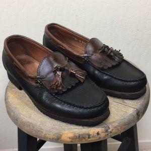 Allen Edmonds Nashua Men's Tassel Loafers 8.5 D